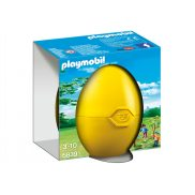 Playmobil - Zestaw jajko z niespodzianką Slackline 6839
