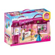 Playmobil - Fashion Girl - Przenośny butik 6862