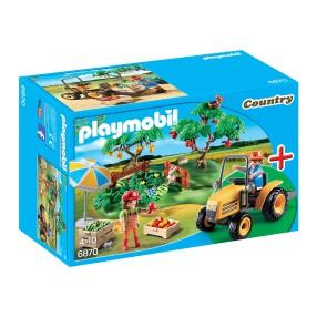 Playmobil - Zestaw startowy Owocobranie 6870