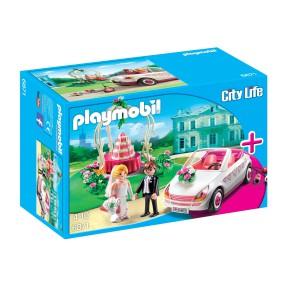 Playmobil - Zestaw startowy Wesele 6871