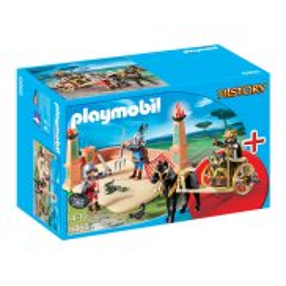 Playmobil - Zestaw startowy Walka gladiatorów 6868