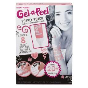 Gel-a-Peel - Zestaw Podstawowy Magiczny żel Tuba Perłowa Brzoskwinia 546221