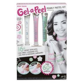 Gel-a-Peel - Zestaw Magiczny żel Trzypak Perłowe Pastele 546245