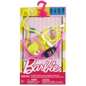Barbie Fashionistas - Modne akcesoria Tech Trends DWD68
