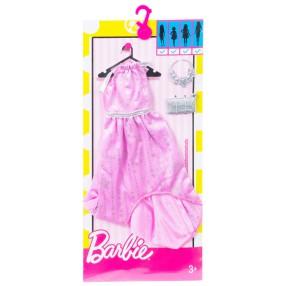 Barbie Fashionistas - Modne kreacje Pink Starry Print DWG21