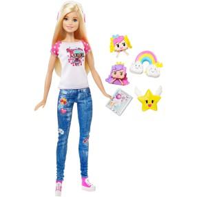 Barbie w Świecie Gier - Lalka DTV96