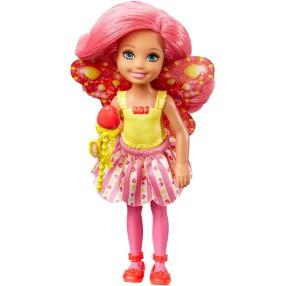 Barbie Dreamtopia - Chelsea wróżka Galaretkowa DVM90