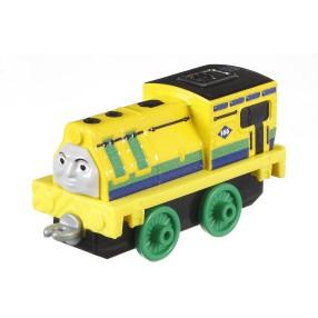 Fisher-Price Tomek i Przyjaciele Adventures - Mała lokomotywa Wyścigowy Raul FBC35
