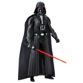 Hasbro Star Wars Rebels - Figurka elektroniczna 32 cm Darth Vader B7284