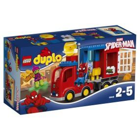 LEGO Duplo - Ciężarówka Spider-Mana 10608