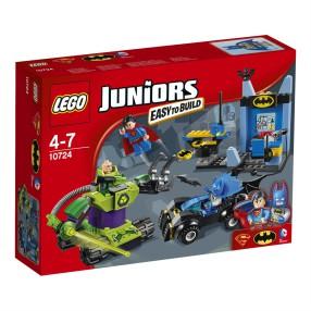 LEGO Juniors - Batman i Superman kontra Lex Luthor 10724