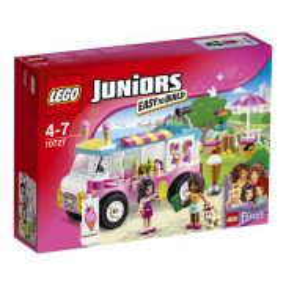 LEGO Juniors - Furgonetka z lodami Emmy 10727