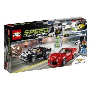 LEGO Speed Champions - Chevrolet Camaro Drag Race 75874
