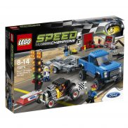 LEGO Speed Champions - Ford F-150 Raptor i Ford Model A Hot Rod 75875