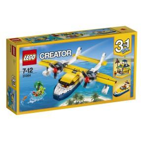 LEGO Creator - Przygody na wyspie 3w1 31064