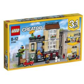 LEGO Creator - Dom przy ulicy Parkowej 3w1 31065