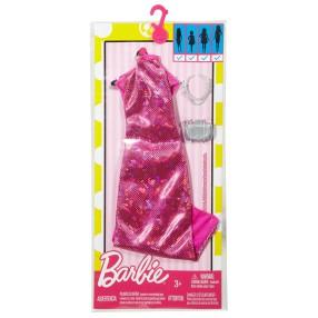 Barbie Fashionistas - Modne kreacje Sukienka różowa DWG23