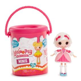 Lalaloopsy - Mini Lalaloopsy niespodzianka w pojemniczkach 546542