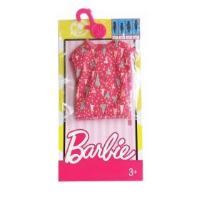 Barbie Fashionistas - Modne sukienki DWG12