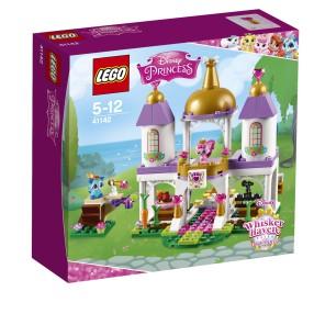 LEGO Disney Princess - Królewski zamek zwierzątek 41142