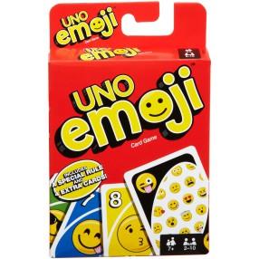 Mattel - Karty Gra UNO Emoji DYC15
