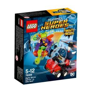 LEGO Super Heroes - Batman kontra Killer Moth 76069