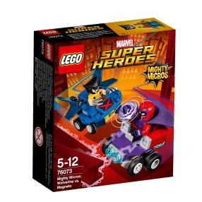 LEGO Super Heroes - Wolverine kontra Magneto 76073