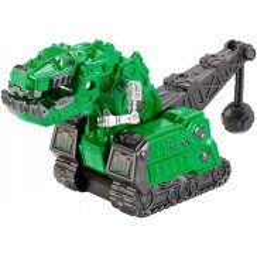 DinoTrux - Pojazd Ty Rux Zielony DTV72