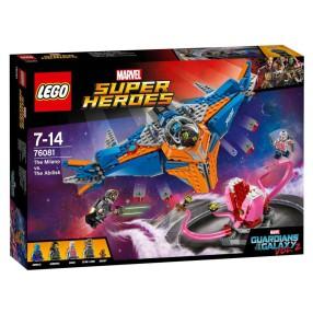 LEGO Super Heroes - Milano kontra Abilisk 76081