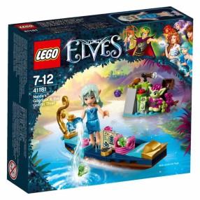 LEGO Elves - Gondola Naidy i gobliński złodziej 41181
