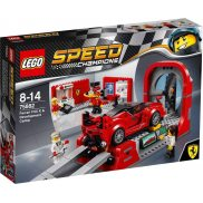 LEGO Speed Champions - Ferrari FXX K i centrum techniczne 75882