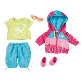 BABY born - Zestaw wygodnych ubranek na rower dla lalki 823705