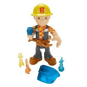 Fisher-Price Bob Budowniczy - Figurka Bob Złota Rączka Światło Dźwięk FFN18