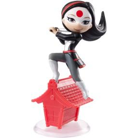 Mattel DC Super Hero Girls - Winylowe figurki Lalka Mini Katana DWC98