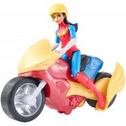 Mattel DC Super Hero Girls - Wonder Woman na motocyklu DVG73