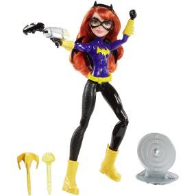 Mattel DC Super Hero Girls - Lalka Batgirl z blasterem DWH91