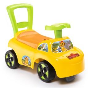 Smoby - Jeździk Auto Super samochód Lwia Straż 720514