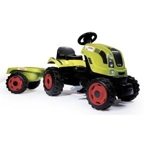 Smoby - Traktor Class Farmer XL z przyczepą 710114