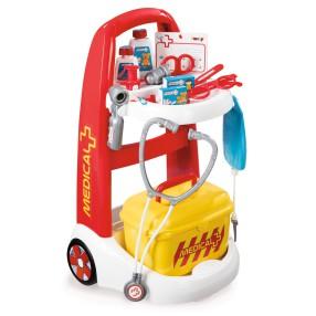 Smoby - Wózek medyczny 340201