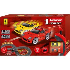 Carrera 1. First - Ferrari 63008