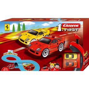 Carrera 1. First - Ferrari 63015