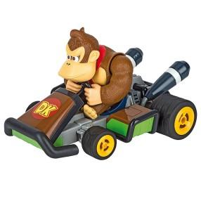 Carrera RC - Mario Kart 7 Donkey Kong 2.4GHz Servo Tronic 1:16 162063