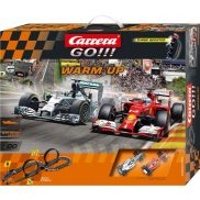 Carrera GO!!! - Warm Up 62363