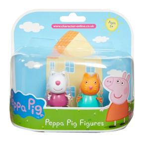 TM Toys Świnka Peppa - Figurki Przyjaciele dwupak Suzy i Candy 05319 D