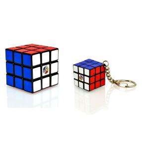 Rubik - Kostka Rubika Zestaw 3x3 i 3x3 mini brelok 3006