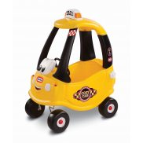 Little Tikes - Samochód COZY COUPE Cab Taxi Żółty 172175