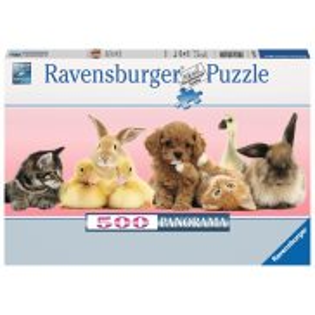 Ravensburger - Puzzle Słodkie cukrowe babeczki 500 elem. 148035