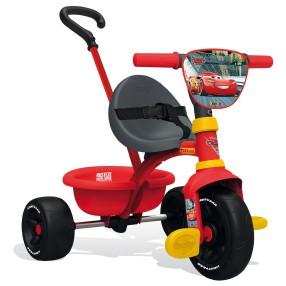 Smoby - Rowerek trójkołowy Be Move Auta Cars 3 740310