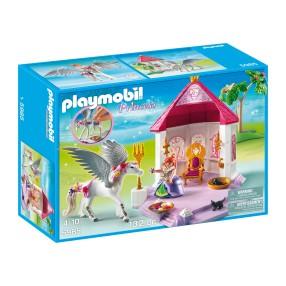 Playmobil - Altana księżniczki z pegazem 5985
