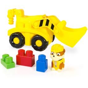 Psi Patrol - Rubble buldożer spychacz z klockami 20079069